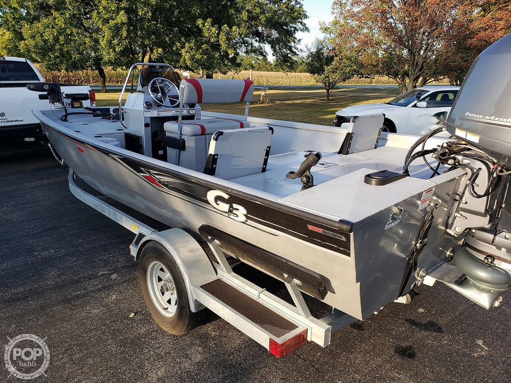 2019 G3 Boats boat for sale, model of the boat is 20CCJ DLX & Image # 18 of 26