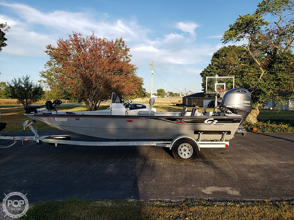 2019 G3 Boats boat for sale, model of the boat is 20CCJ DLX & Image # 2 of 26