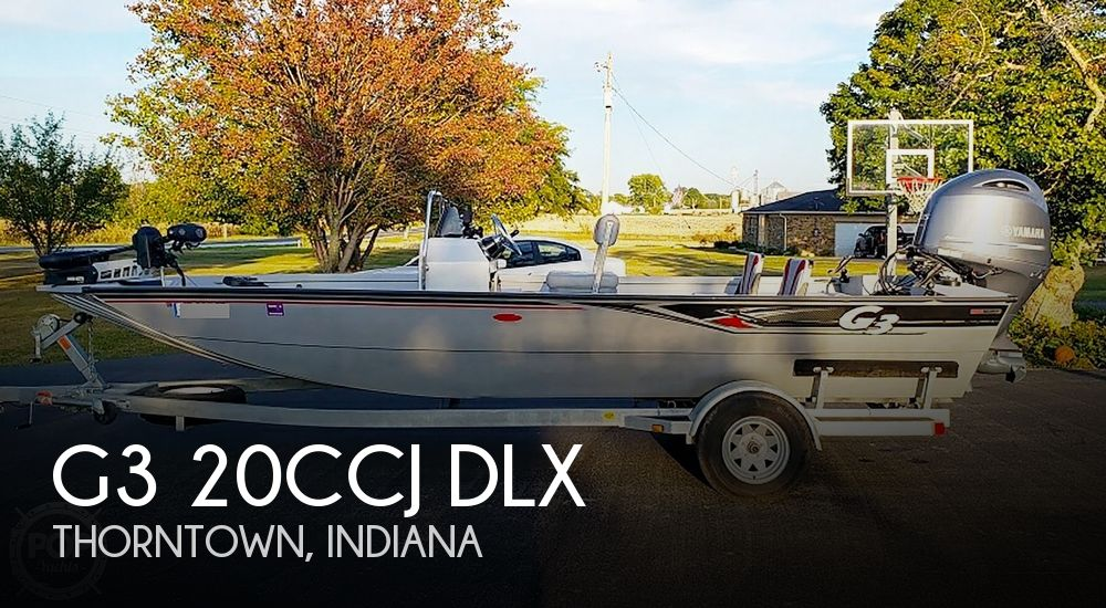 2019 G3 Boats boat for sale, model of the boat is 20CCJ DLX & Image # 1 of 26
