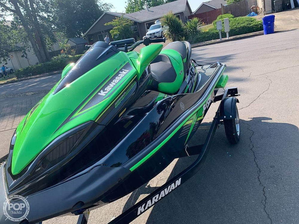 2020 Kawasaki boat for sale, model of the boat is 310R & Image # 2 of 23