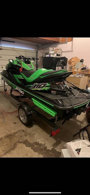2020 Kawasaki boat for sale, model of the boat is 310R & Image # 3 of 23