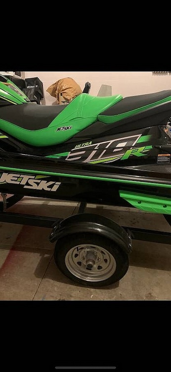 2020 Kawasaki boat for sale, model of the boat is 310R & Image # 5 of 23