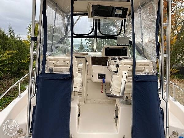 1999 Grady-White boat for sale, model of the boat is 272 Sailfish & Image # 12 of 13