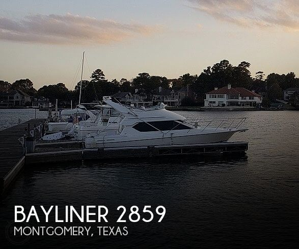 Used Bayliner Boats For Sale in Texas by owner | 1999 Bayliner 2859 Ciera Express