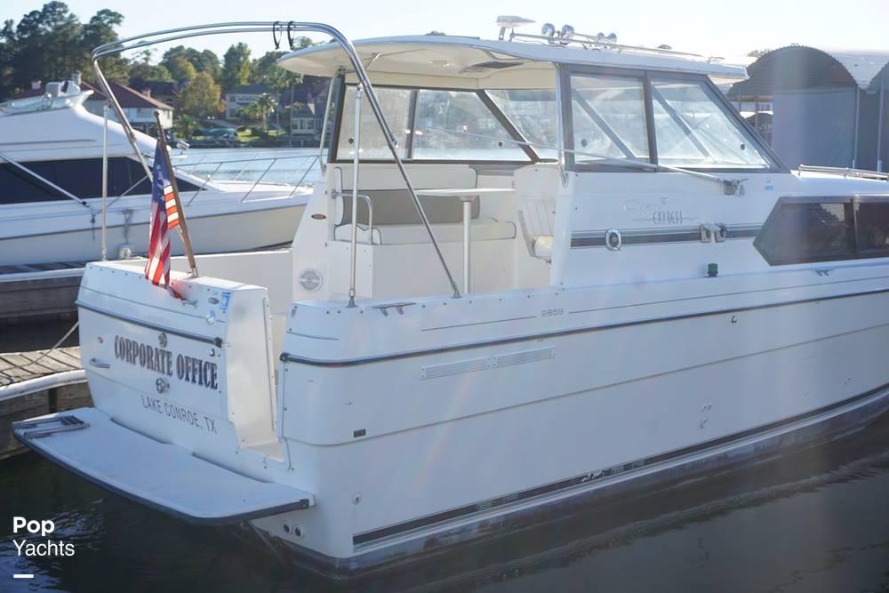 1999 Bayliner boat for sale, model of the boat is 2859 Ciera Express & Image # 2 of 40