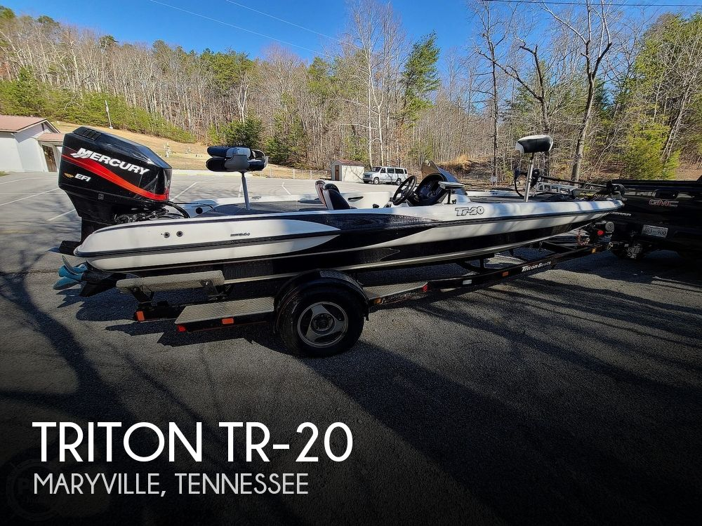 2000 Triton boat for sale, model of the boat is TR-20 & Image # 1 of 40