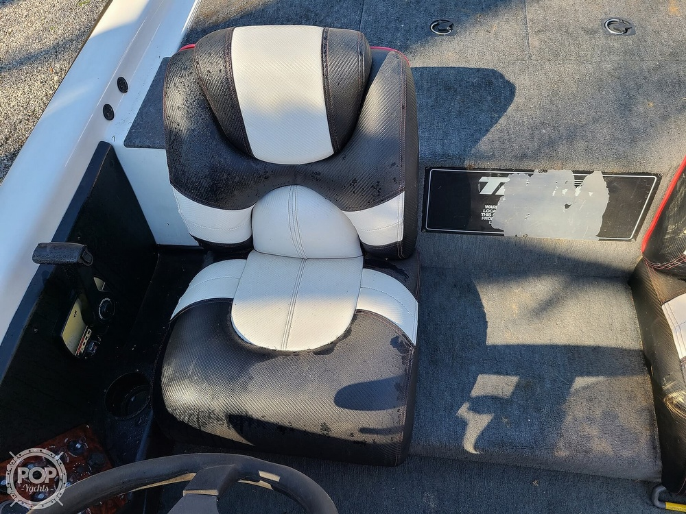 2000 Triton boat for sale, model of the boat is TR-20 & Image # 23 of 40