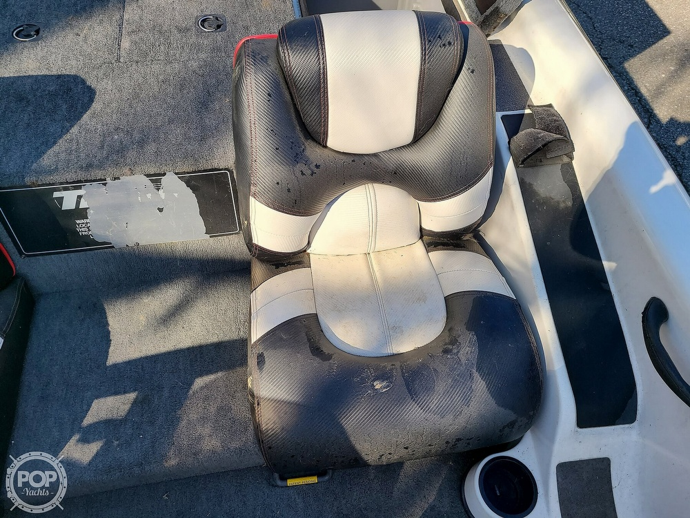 2000 Triton boat for sale, model of the boat is TR-20 & Image # 24 of 40