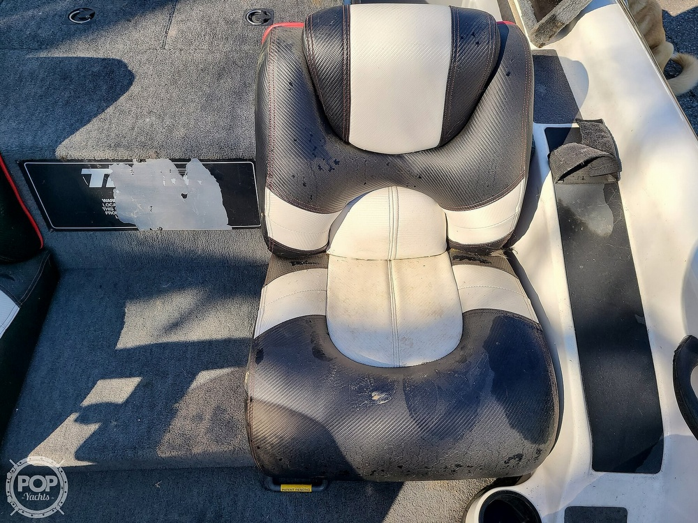 2000 Triton boat for sale, model of the boat is TR-20 & Image # 25 of 40