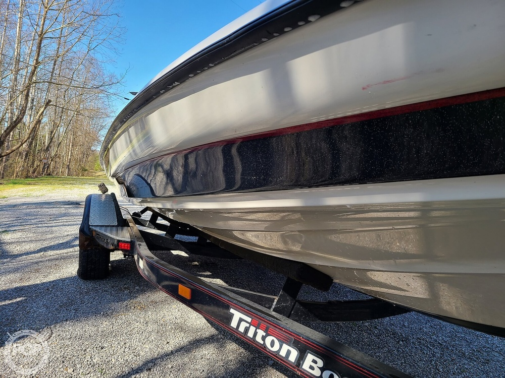 2000 Triton boat for sale, model of the boat is TR-20 & Image # 39 of 40