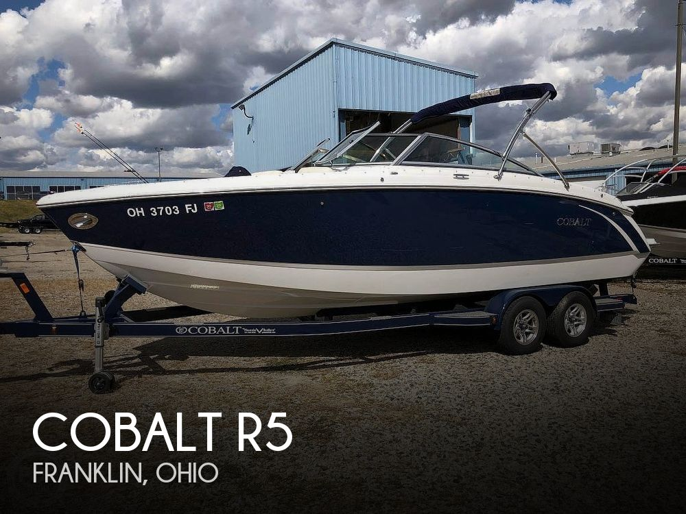 Used Boats For Sale in Dayton, Ohio by owner | 2014 Cobalt R5