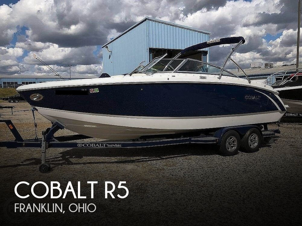 2014 Cobalt boat for sale, model of the boat is R5 & Image # 1 of 40