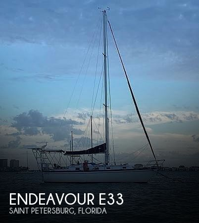 Used Endeavour Boats For Sale by owner | 1984 Endeavour E33