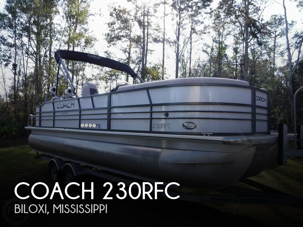 2018 Coach boat for sale, model of the boat is 230RFC & Image # 1 of 40