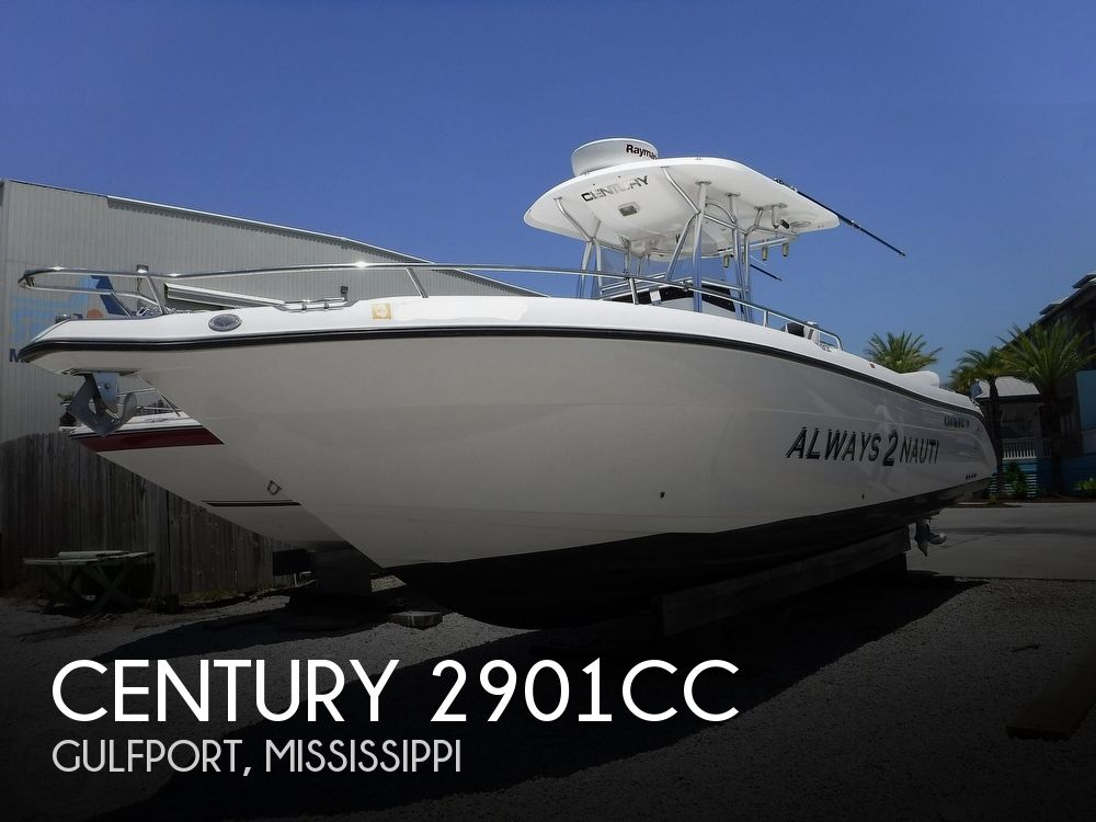 2010 Century boat for sale, model of the boat is 2901CC & Image # 1 of 40