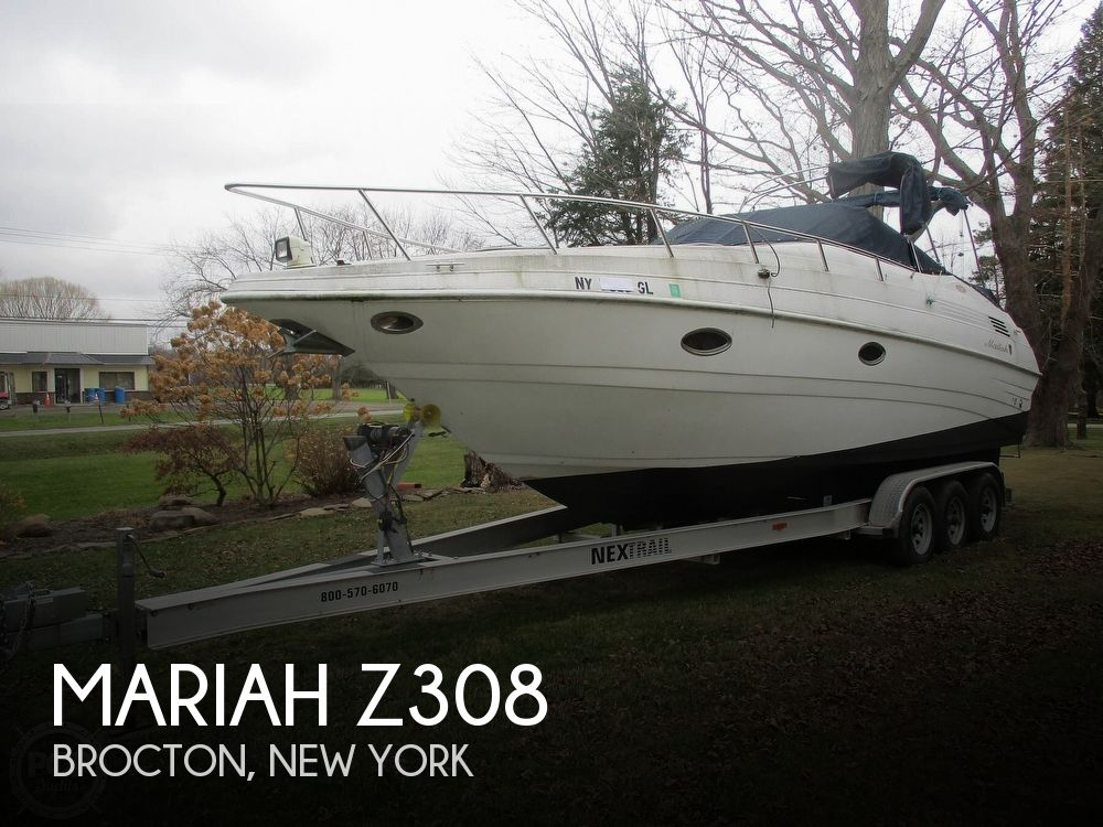 2000 Mariah boat for sale, model of the boat is Z308 & Image # 1 of 40