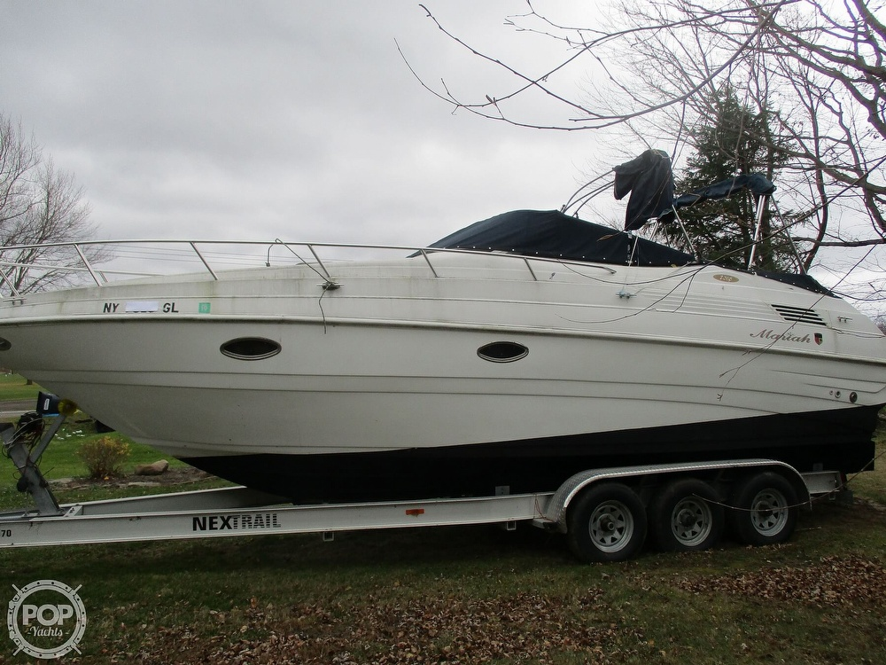 2000 Mariah boat for sale, model of the boat is Z308 & Image # 2 of 40
