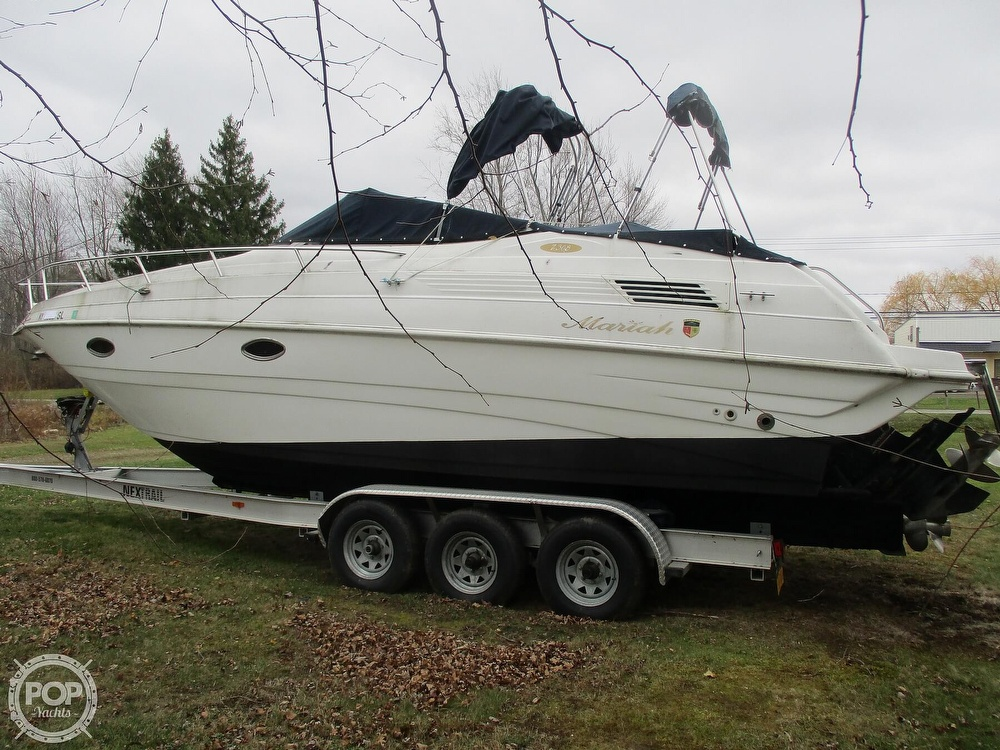 2000 Mariah boat for sale, model of the boat is Z308 & Image # 3 of 40