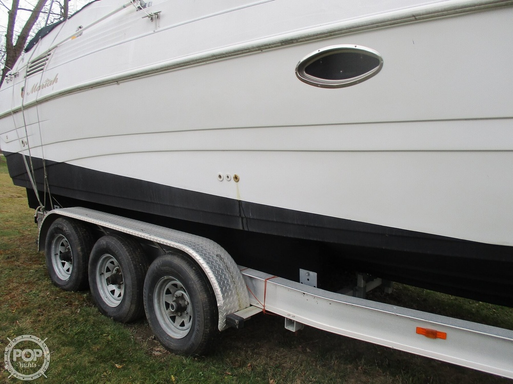 2000 Mariah boat for sale, model of the boat is Z308 & Image # 16 of 40
