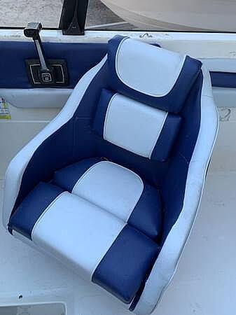1988 Bayliner boat for sale, model of the boat is Cierra 2455 & Image # 3 of 18