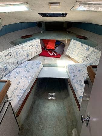 1988 Bayliner boat for sale, model of the boat is Cierra 2455 & Image # 8 of 18