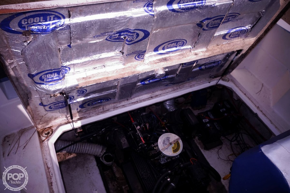 1988 Bayliner boat for sale, model of the boat is Ciera 2455 Sunbridge & Image # 37 of 40