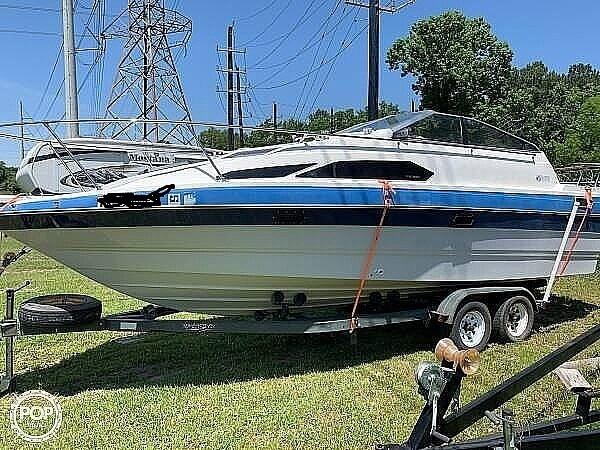 1988 Bayliner boat for sale, model of the boat is Ciera 2455 Sunbridge & Image # 6 of 40