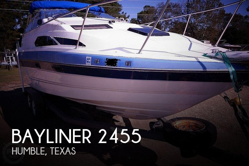 1988 Bayliner boat for sale, model of the boat is Ciera 2455 Sunbridge & Image # 1 of 40