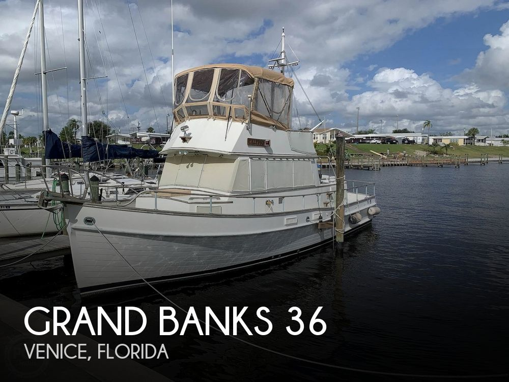 Used GRAND BANKS Boats For Sale by owner | 1973 Grand Banks 36 Classic