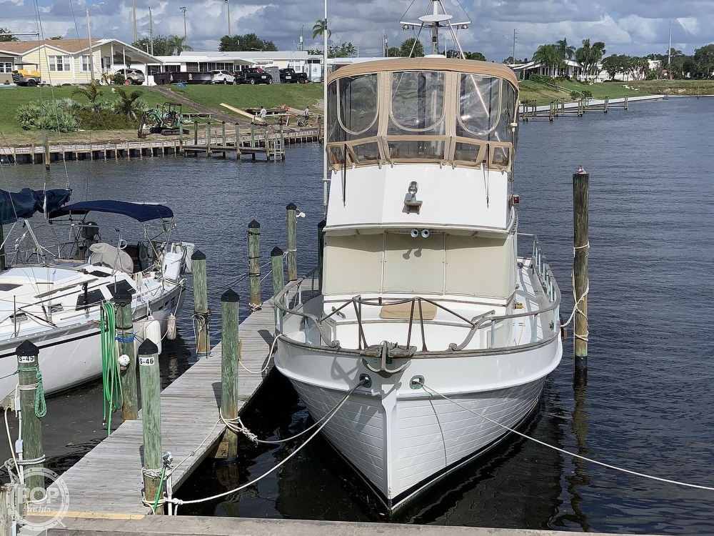 1973 Grand Banks boat for sale, model of the boat is 36 Classic & Image # 4 of 40