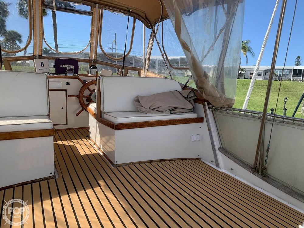1973 Grand Banks boat for sale, model of the boat is 36 Classic & Image # 5 of 40