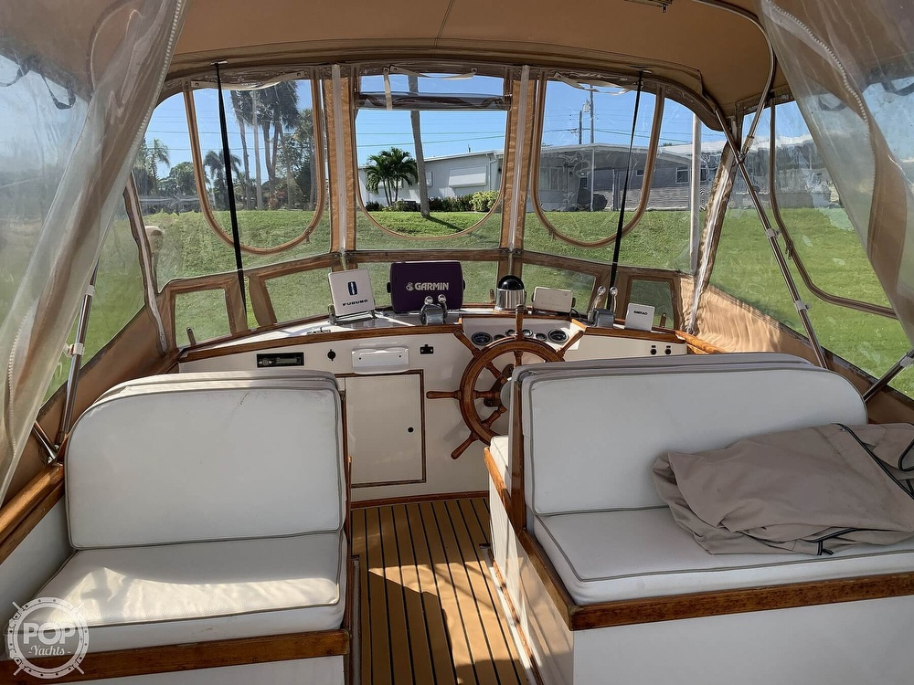 1973 Grand Banks boat for sale, model of the boat is 36 Classic & Image # 6 of 40