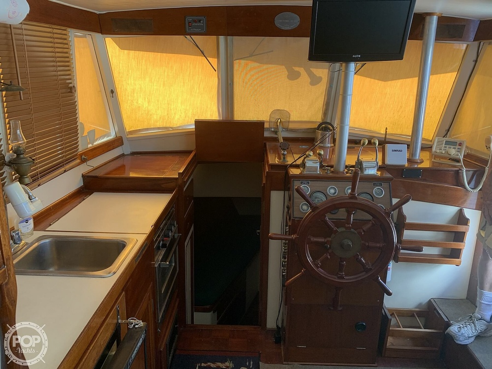 1973 Grand Banks boat for sale, model of the boat is 36 Classic & Image # 7 of 40