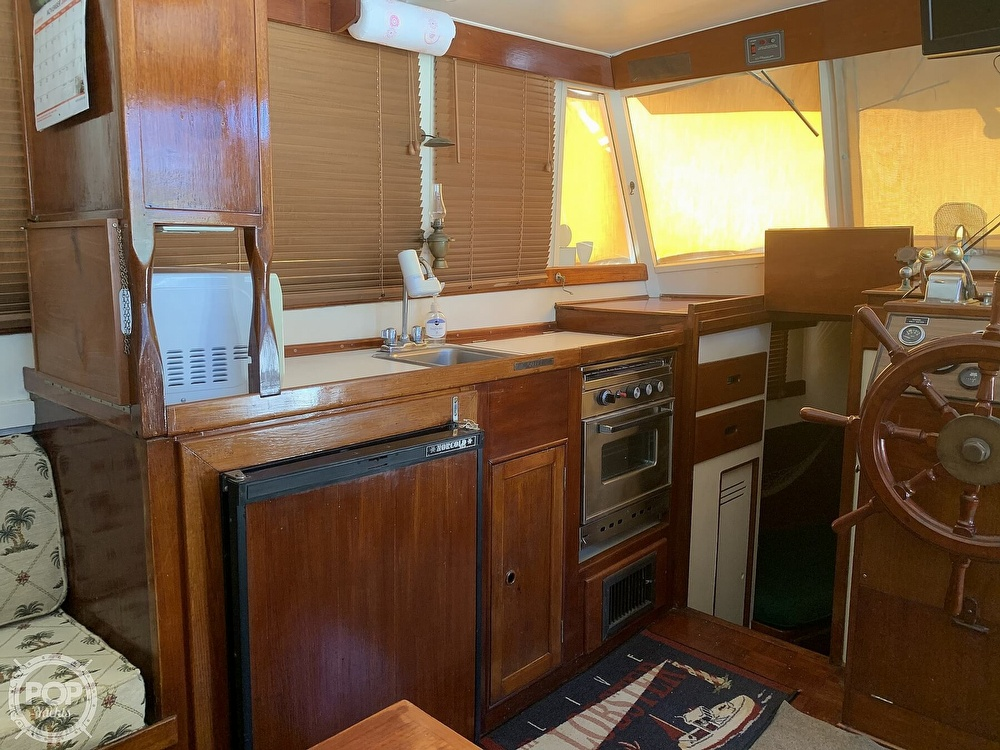 1973 Grand Banks boat for sale, model of the boat is 36 Classic & Image # 8 of 40