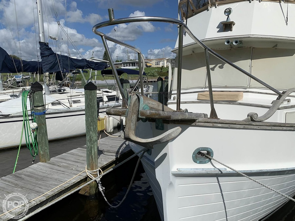 1973 Grand Banks boat for sale, model of the boat is 36 Classic & Image # 10 of 40