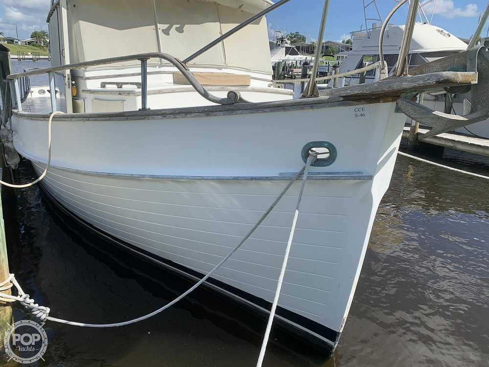 1973 Grand Banks boat for sale, model of the boat is 36 Classic & Image # 12 of 40