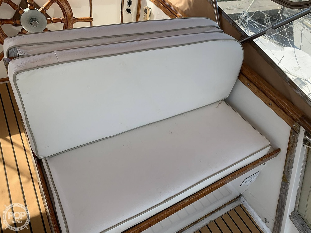 1973 Grand Banks boat for sale, model of the boat is 36 Classic & Image # 26 of 40