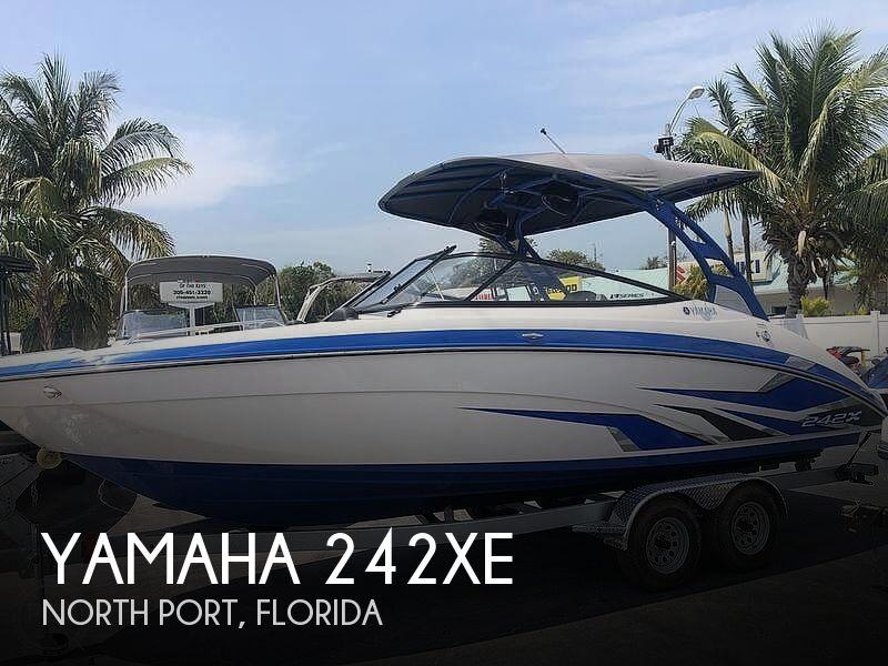 Used Yamaha Boats For Sale in Florida by owner | 2020 Yamaha 242XE
