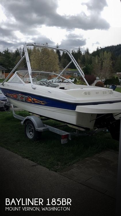 2007 BAYLINER 185BR for sale