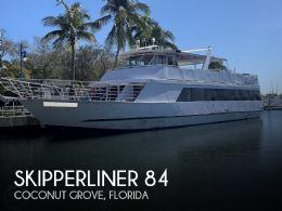 1991 Skipperliner Custom 84