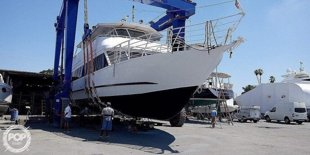 1991 Skipperliner boat for sale, model of the boat is Custom 84 & Image # 5 of 40