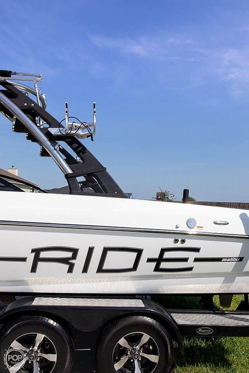 2012 Malibu boat for sale, model of the boat is 21 vRide & Image # 6 of 40