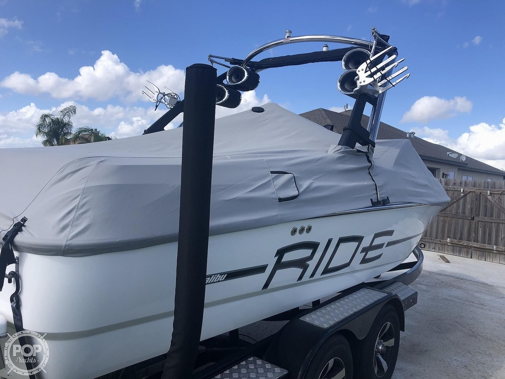 2012 Malibu boat for sale, model of the boat is 21 vRide & Image # 19 of 40