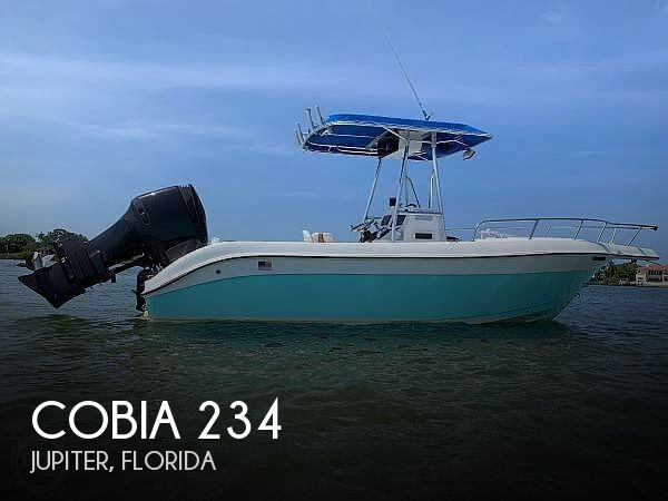 Used Cobia 23 Boats For Sale by owner | 2002 Cobia 234