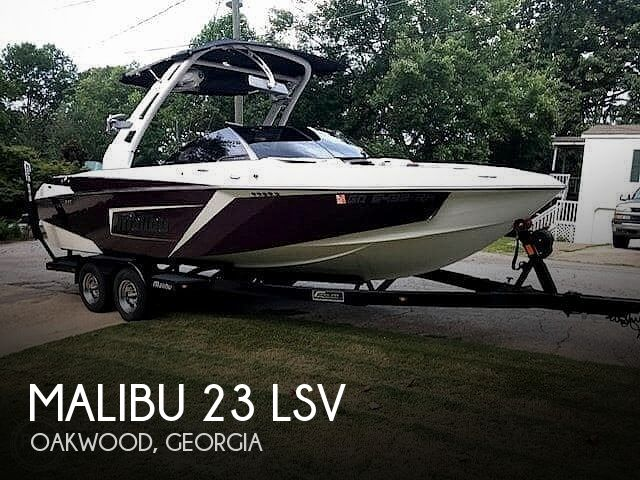 Used Boats For Sale in Atlanta, Georgia by owner | 2018 Malibu 23 LSV