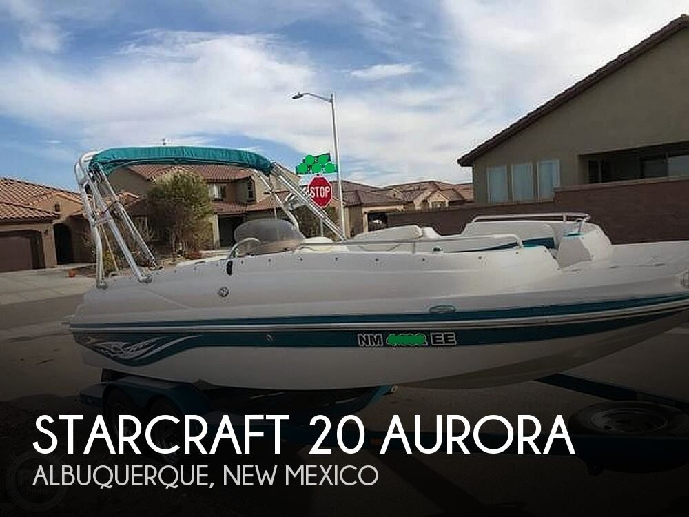 2005 Starcraft boat for sale, model of the boat is Aurora & Image # 1 of 4