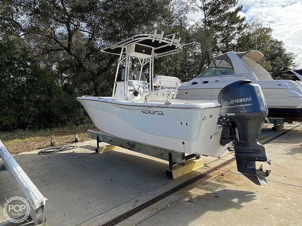 2013 Sea Fox boat for sale, model of the boat is 199CC COMMANDER & Image # 3 of 40