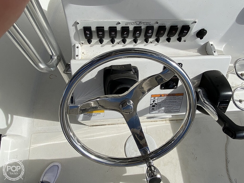 2013 Sea Fox boat for sale, model of the boat is 199CC COMMANDER & Image # 31 of 40