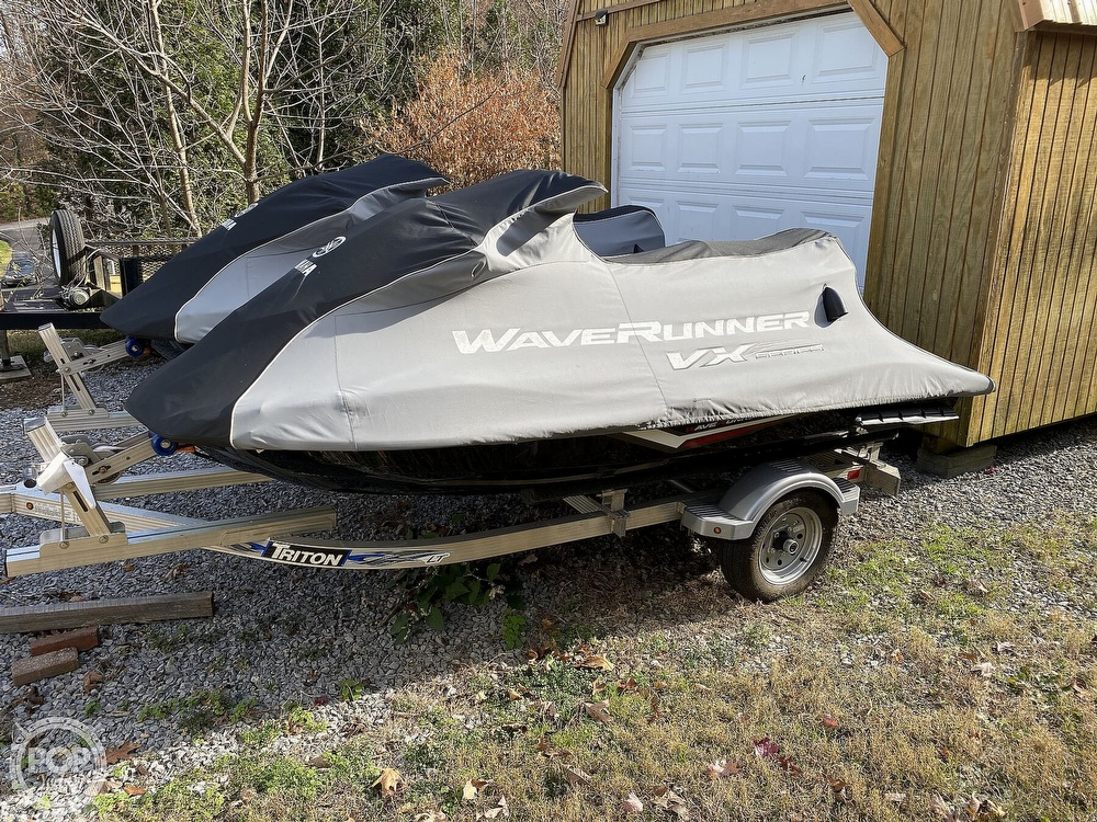 2019 Yamaha boat for sale, model of the boat is VX & Image # 5 of 41