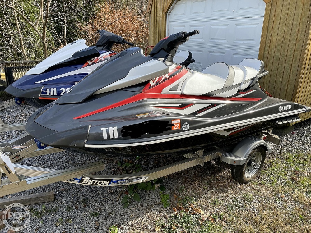 2019 Yamaha boat for sale, model of the boat is VX & Image # 3 of 41
